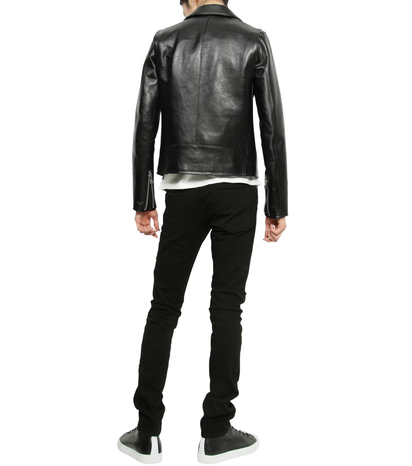 HL HEDDIE LOVU(エイチエル・エディールーヴ)のHL Riders S JK-BLACK(ジャケット/jacket)-17S94002-13 拡大詳細画像6