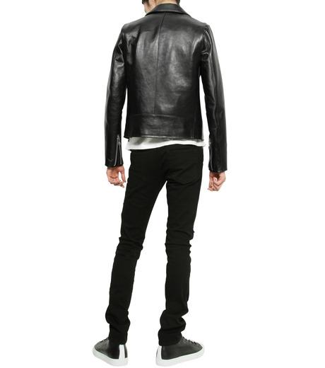HL HEDDIE LOVU(エイチエル・エディールーヴ)のHL Riders S JK-BLACK(ジャケット/jacket)-17S94002-13 詳細画像6