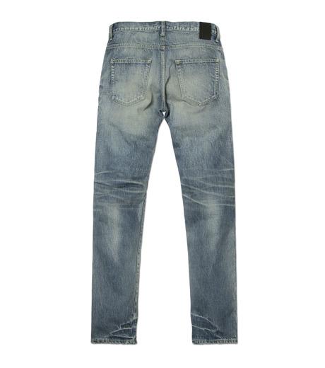 HL HEDDIE LOVU(エイチエル・エディールーヴ)のDamage Denim PT-BLUE(パンツ/pants)-17S98003-92 詳細画像5