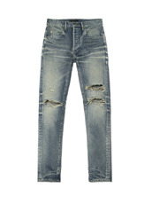 HL HEDDIE LOVU Damage Denim PT