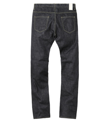 HL HEDDIE LOVU(エイチエル・エディールーヴ)のHL Raw Denim-NAVY(パンツ/pants)-17S98004-93 詳細画像2