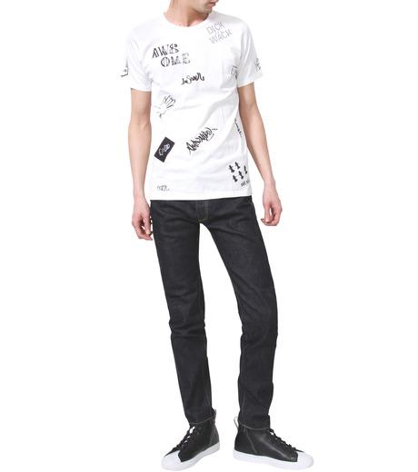 HL HEDDIE LOVU(エイチエル・エディールーヴ)のHL Raw Denim-NAVY(パンツ/pants)-17S98004-93 詳細画像6