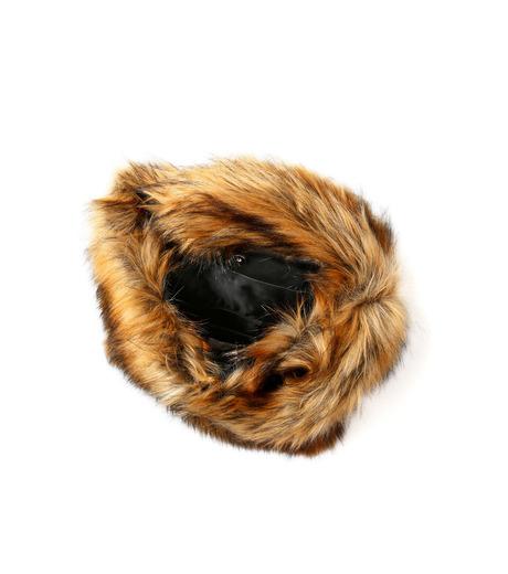LE CIEL BLEU(ルシェルブルー)のフェイクファートートバック-BEIGE(バッグ/bag)-18A60505 詳細画像2