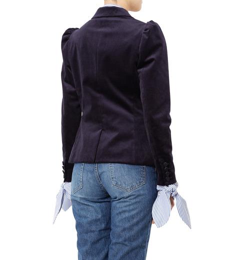 LE CIEL BLEU(ルシェルブルー)のコーディロイパフジャケット-NAVY(ジャケット/jacket)-18A64305 詳細画像2