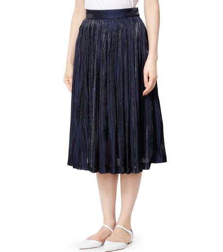 LE CIEL BLEU(ルシェルブルー)のプリーツスカート-NAVY(スカート/skirt)-18A67206 詳細画像1