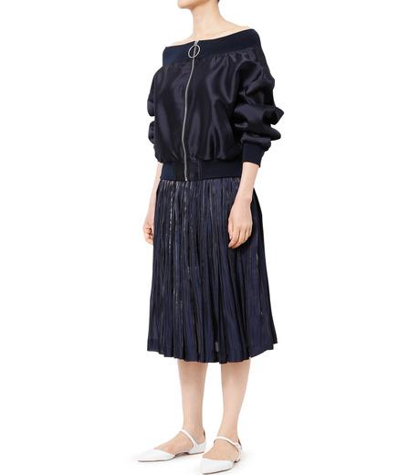 LE CIEL BLEU(ルシェルブルー)のプリーツスカート-NAVY(スカート/skirt)-18A67206 詳細画像3