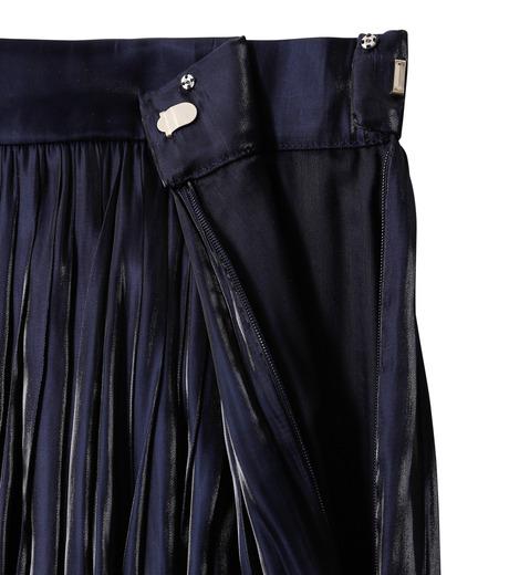 LE CIEL BLEU(ルシェルブルー)のプリーツスカート-NAVY(スカート/skirt)-18A67206 詳細画像5
