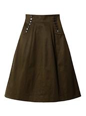 LE CIEL BLEU コルセットスカート