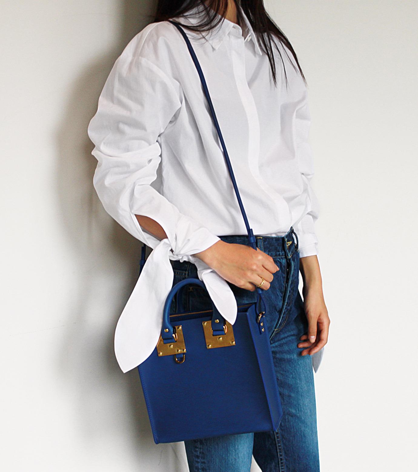LE CIEL BLEU(ルシェルブルー)のストレートデニムパンツ-INDIGO(パンツ/pants)-18A68202 拡大詳細画像4