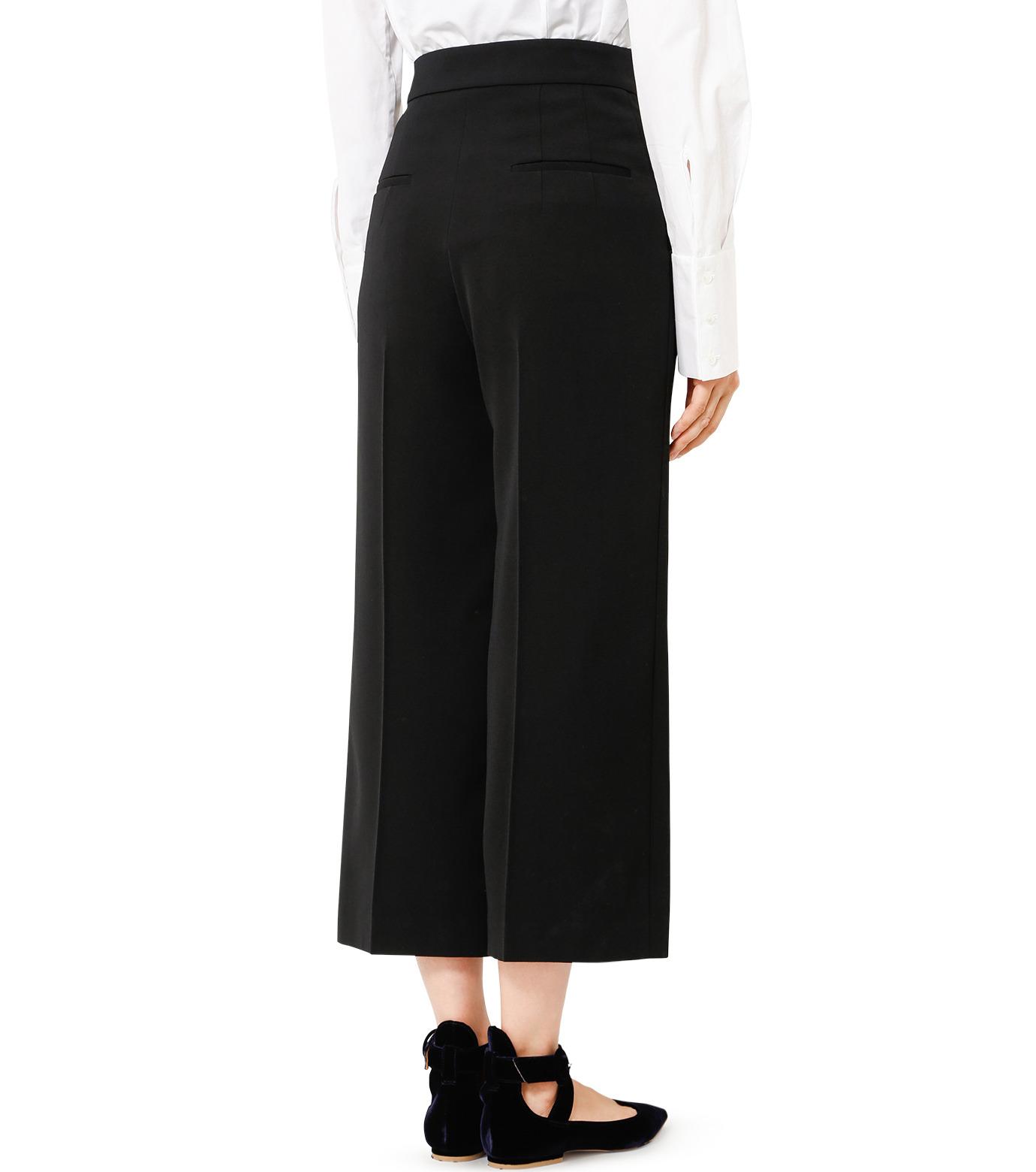 LE CIEL BLEU(ルシェルブルー)のタキシードコルセットパンツ-BLACK(パンツ/pants)-18A68513 拡大詳細画像2