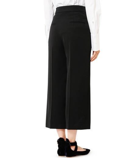 LE CIEL BLEU(ルシェルブルー)のタキシードコルセットパンツ-BLACK(パンツ/pants)-18A68513 詳細画像2