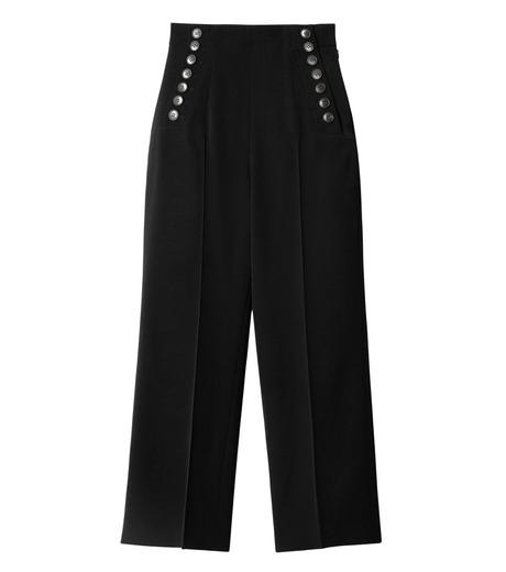 LE CIEL BLEU(ルシェルブルー)のタキシードコルセットパンツ-BLACK(パンツ/pants)-18A68513 詳細画像4