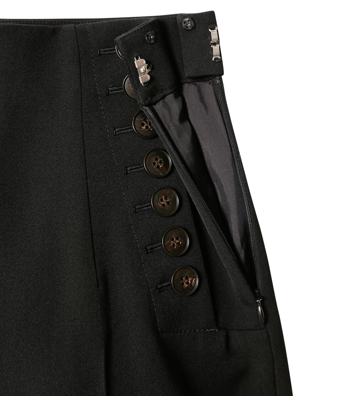 LE CIEL BLEU(ルシェルブルー)のタキシードコルセットパンツ-BLACK(パンツ/pants)-18A68513 拡大詳細画像5