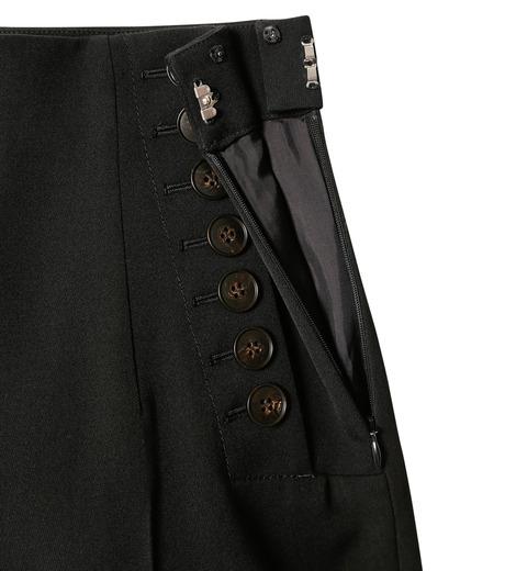 LE CIEL BLEU(ルシェルブルー)のタキシードコルセットパンツ-BLACK(パンツ/pants)-18A68513 詳細画像5