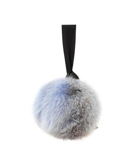 IRENE(アイレネ)のファーボールバッグ-LIGHT BLUE(アクセサリー/accessory)-18A80004 詳細画像1
