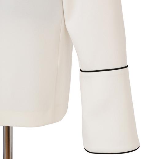 IRENE(アイレネ)のリバーサルスーツトップス-WHITE(シャツ/shirt)-18A83006 詳細画像6