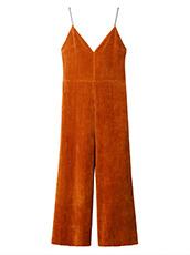 IRENE コーデュロイジャンプスーツ