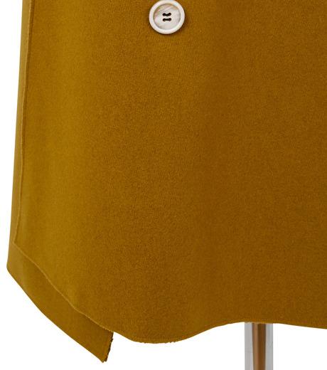 IRENE(アイレネ)のツイストボックスラップスカート-MUSTARD(スカート/skirt)-18A87002 詳細画像6