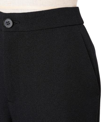 IRENE(アイレネ)のトランペットトラウザー-BLACK(パンツ/pants)-18A88002 詳細画像4
