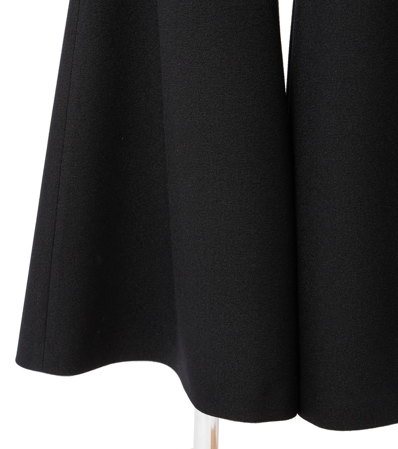 IRENE(アイレネ)のトランペットトラウザー-BLACK(パンツ/pants)-18A88002 拡大詳細画像6