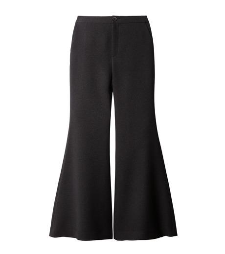 IRENE(アイレネ)のトランペットトラウザー-BLACK(パンツ/pants)-18A88002 詳細画像8