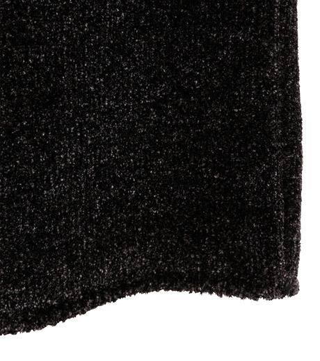 IRENE(アイレネ)のシルクワイドパンツ-CHARCHOL GRAY(パンツ/pants)-18A88004 詳細画像5