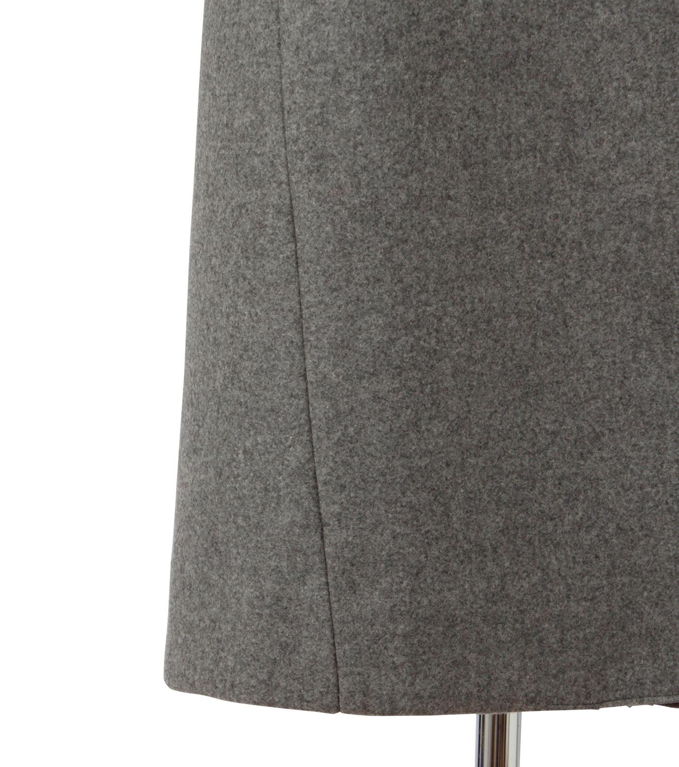 IRENE(アイレネ)のベルスリーブトレンチコート-GRAY(コート/coat)-18A89004 拡大詳細画像6