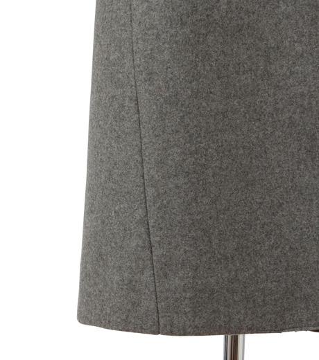 IRENE(アイレネ)のベルスリーブトレンチコート-GRAY(コート/coat)-18A89004 詳細画像6