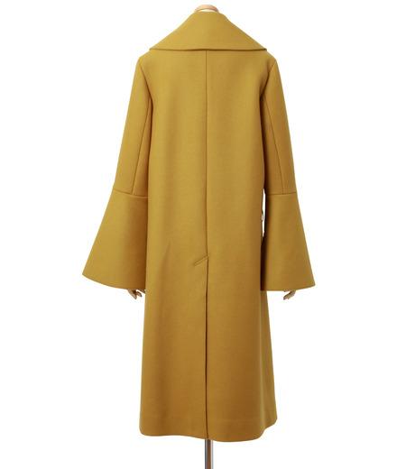 IRENE(アイレネ)のベルスリーブトレンチコート-MUSTARD(コート/coat)-18A89004 詳細画像3