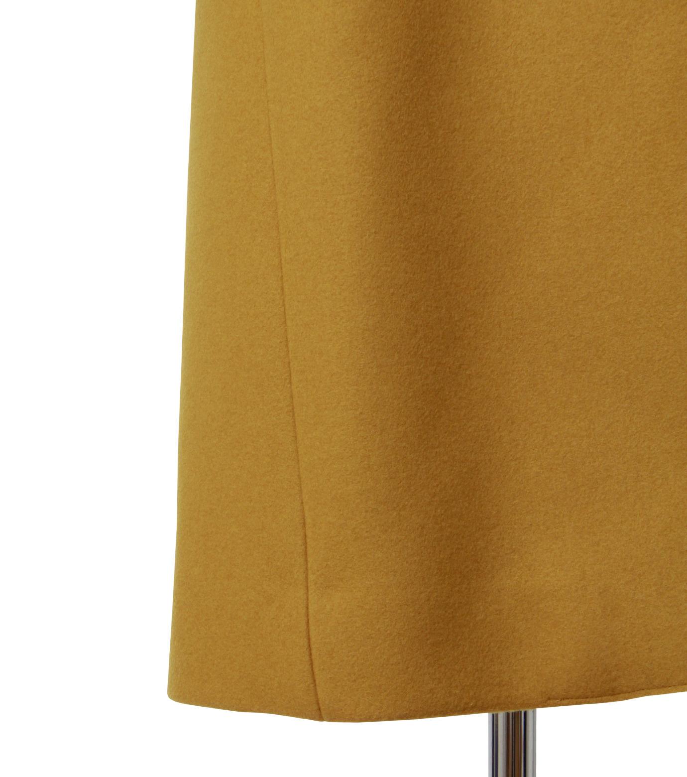IRENE(アイレネ)のベルスリーブトレンチコート-MUSTARD(コート/coat)-18A89004 拡大詳細画像6