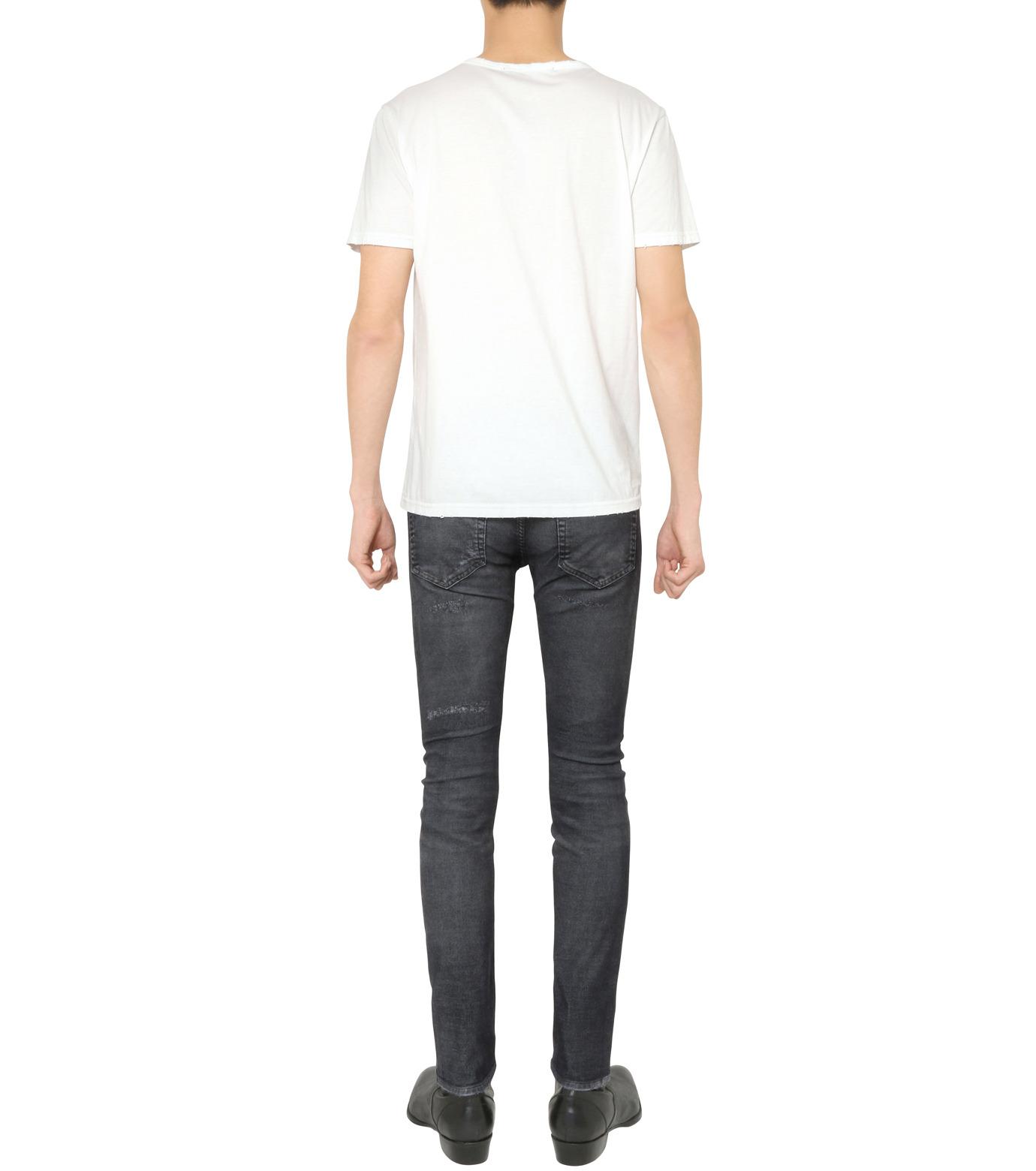 HL HEDDIE LOVU(エイチエル・エディールーヴ)のCOATING CORDUROY PANTS-GRAY(パンツ/pants)-18A98002-11 拡大詳細画像3