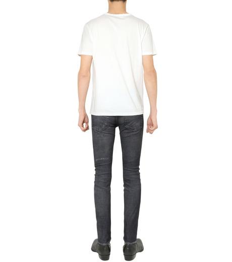 HL HEDDIE LOVU(エイチエル・エディールーヴ)のCOATING CORDUROY PANTS-GRAY(パンツ/pants)-18A98002-11 詳細画像3