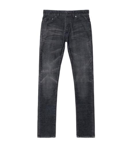 HL HEDDIE LOVU(エイチエル・エディールーヴ)のCORDUROY WASH PANTS-GRAY(パンツ/pants)-18A98003-11 詳細画像1