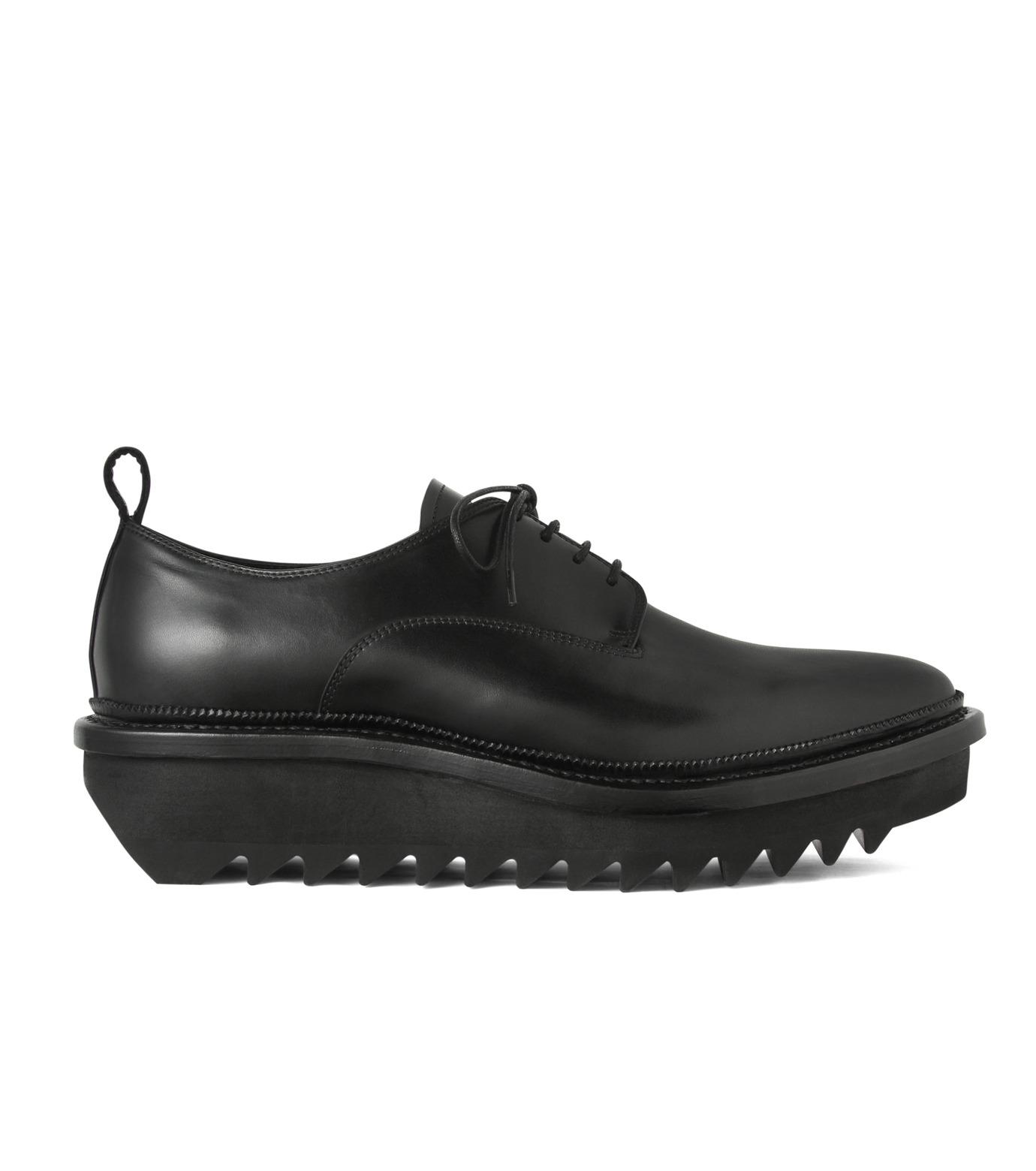 HL HEDDIE LOVU(エイチエル・エディールーヴ)のSHIRKSOLE SHOES-BLACK(シューズ/shoes)-18S90001-13 拡大詳細画像1