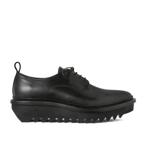 HL HEDDIE LOVU(エイチエル・エディールーヴ)のSHIRKSOLE SHOES-BLACK(シューズ/shoes)-18S90001-13 詳細画像1