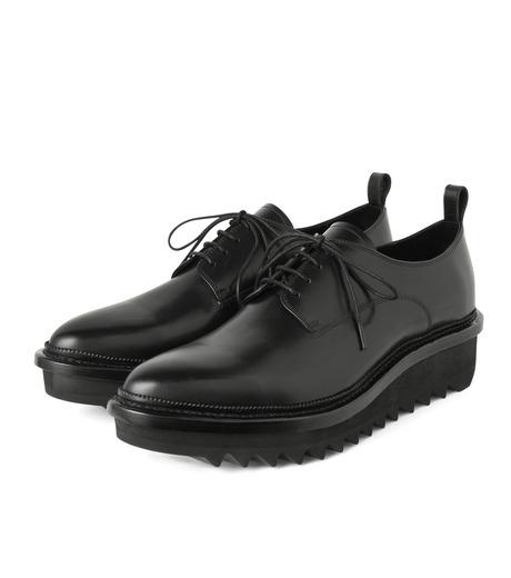 HL HEDDIE LOVU(エイチエル・エディールーヴ)のSHIRKSOLE SHOES-BLACK(シューズ/shoes)-18S90001-13 詳細画像3