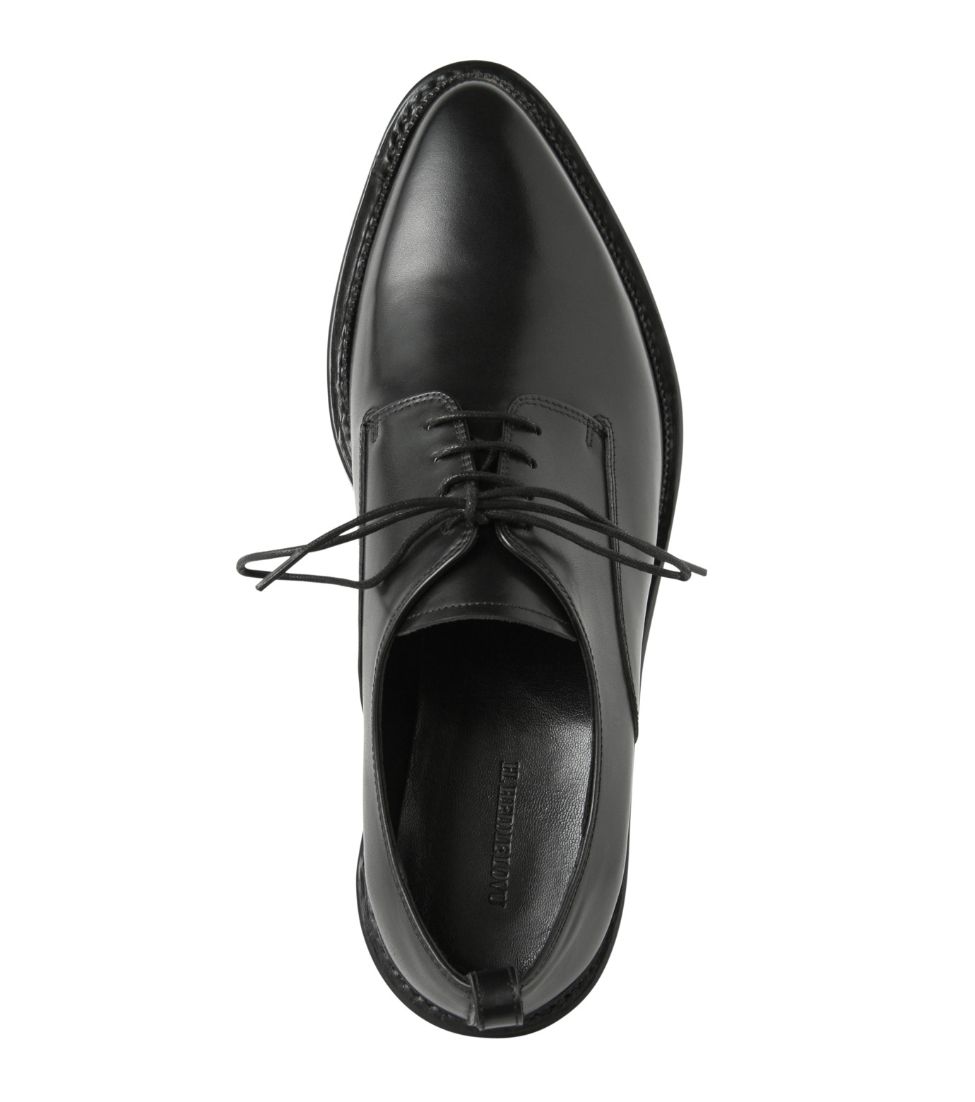 HL HEDDIE LOVU(エイチエル・エディールーヴ)のSHIRKSOLE SHOES-BLACK(シューズ/shoes)-18S90001-13 拡大詳細画像4