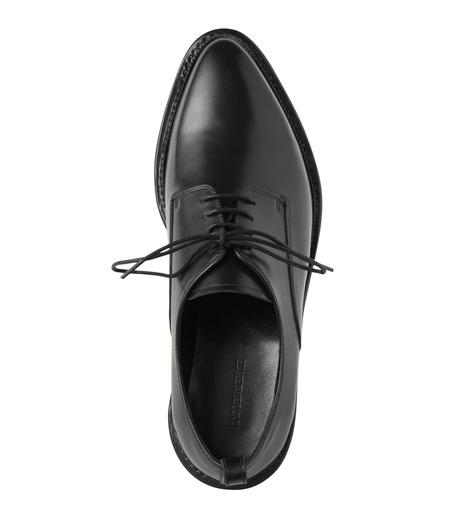 HL HEDDIE LOVU(エイチエル・エディールーヴ)のSHIRKSOLE SHOES-BLACK(シューズ/shoes)-18S90001-13 詳細画像4