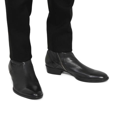 HL HEDDIE LOVU(エイチエル・エディールーヴ)のSIDE ZIP BOOTS-BLACK(シューズ/shoes)-18S90002-13 詳細画像5