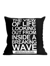 HEY YOU !(ヘイユウ) HEY YOU WAVE CUSHION