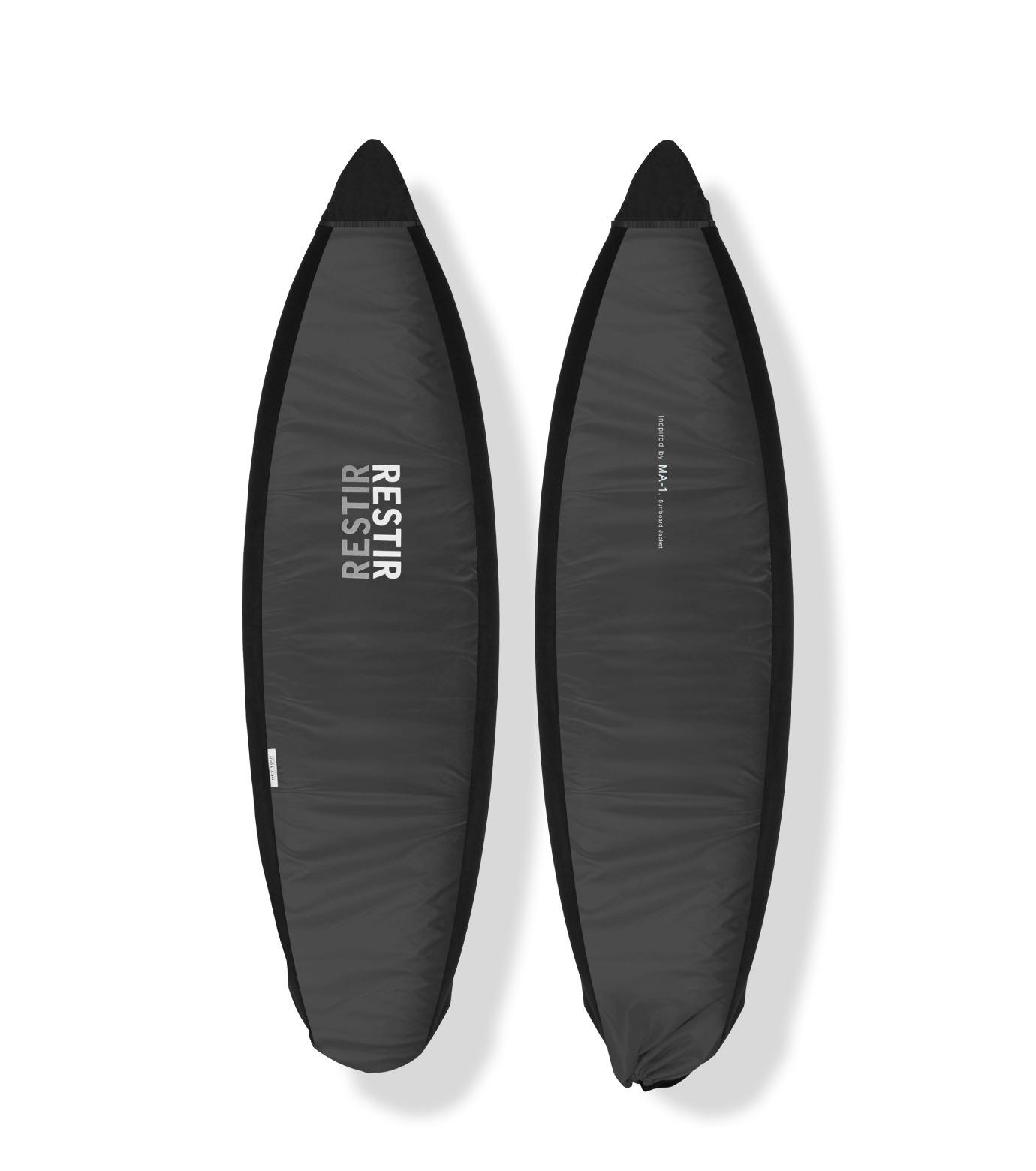 HEY YOU !(ヘイユウ)のSurfboard Jacket Short-BLACK(サーフ/OUTDOOR/surf/OUTDOOR)-18S90007-13 拡大詳細画像1
