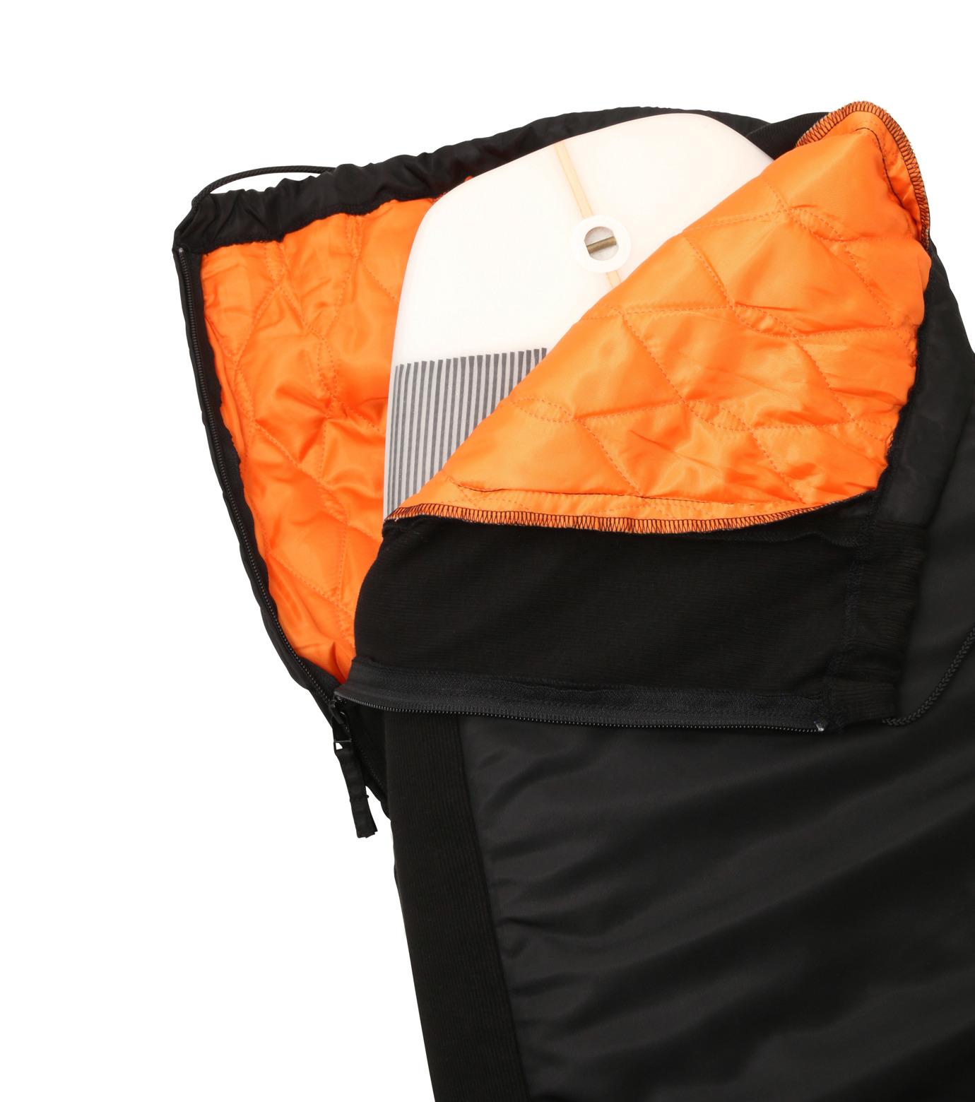 HEY YOU !(ヘイユウ)のSurfboard Jacket Short-BLACK(サーフ/OUTDOOR/surf/OUTDOOR)-18S90007-13 拡大詳細画像5