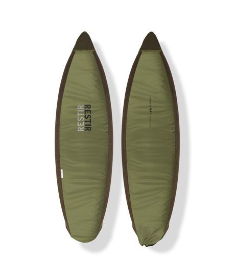 HEY YOU !(ヘイユウ)のSurfboard Jacket Short-KHAKI(サーフ/OUTDOOR/surf/OUTDOOR)-18S90007-24 詳細画像1