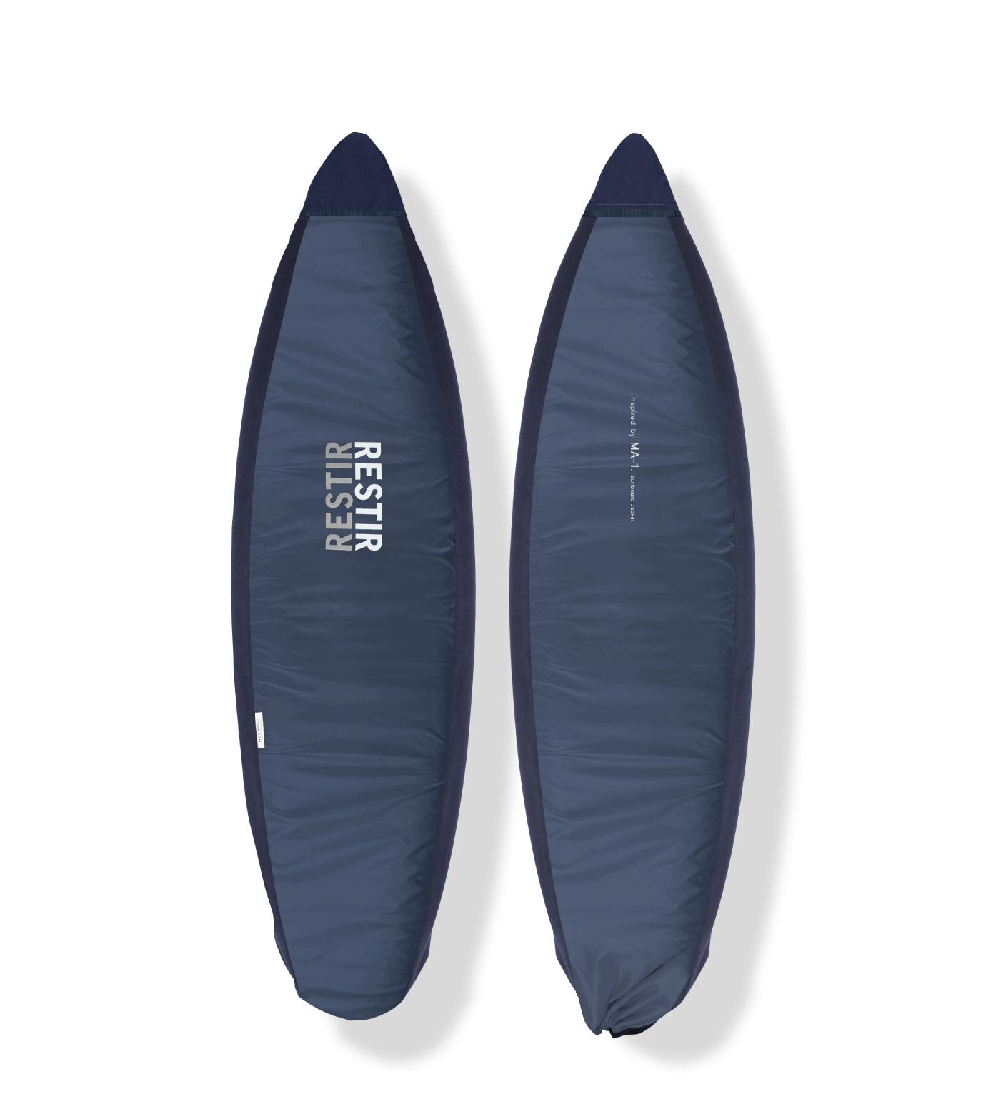 HEY YOU !(ヘイユウ)のSurfboard Jacket Short-NAVY(サーフ/OUTDOOR/surf/OUTDOOR)-18S90007-93 拡大詳細画像1