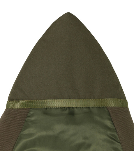 HEY YOU !(ヘイユウ)のSurfboard Jacket Short (S size)-KHAKI(サーフ/OUTDOOR/surf/OUTDOOR)-18S90009-24 詳細画像2