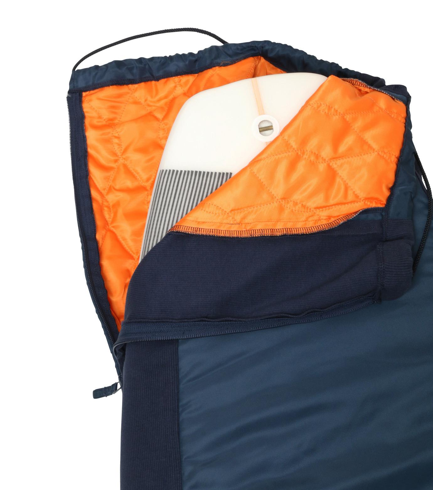 HEY YOU !(ヘイユウ)のSurfboard Jacket Short (S size)-NAVY(サーフ/OUTDOOR/surf/OUTDOOR)-18S90009-93 拡大詳細画像5