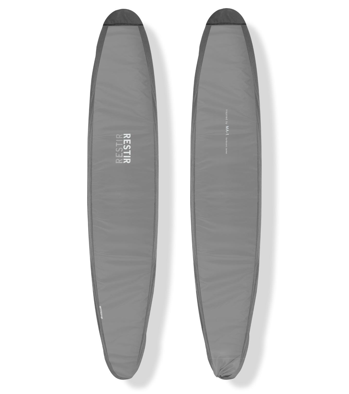 HEY YOU !(ヘイユウ)のSurfboard Jacket Long-GRAY(サーフ/OUTDOOR/surf/OUTDOOR)-18S90012-11 拡大詳細画像1