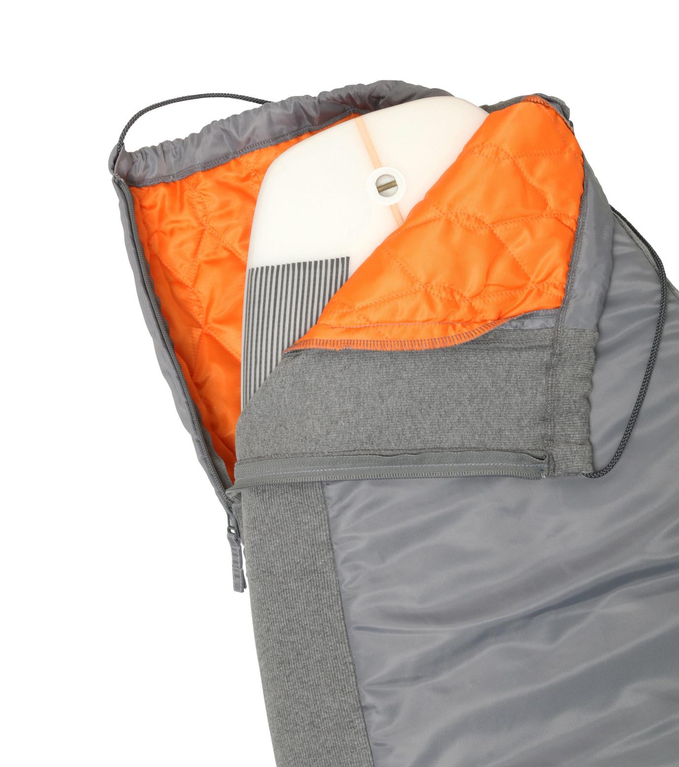 HEY YOU !(ヘイユウ)のSurfboard Jacket Long-GRAY(サーフ/OUTDOOR/surf/OUTDOOR)-18S90012-11 拡大詳細画像5