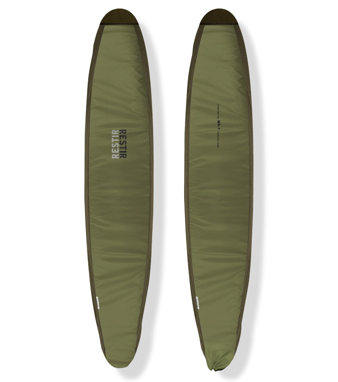 HEY YOU !(ヘイユウ)のSurfboard Jacket Long-KHAKI(サーフ/OUTDOOR/surf/OUTDOOR)-18S90012-24 拡大詳細画像1