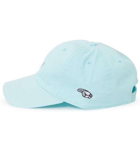 HEY YOU !(ヘイユウ)のHEY! CAP-LIGHT BLUE(キャップ/cap)-18S90020-91 詳細画像2